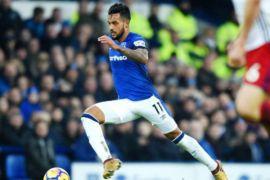 Everton diimbangi West Brom 1-1 pada debut Theo Walcott
