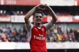 Xhaka sepakati kontrak baru bersama Arsenal