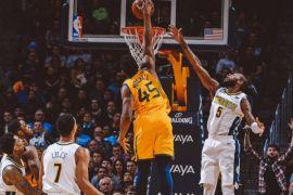 Donovan Mitchell gantikan Aaron Gordon untuk kontes Slam Dunk NBA