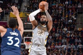 "NBA hari ini, LeBron James gapai ""triple-double"" menangkan Cavaliers"