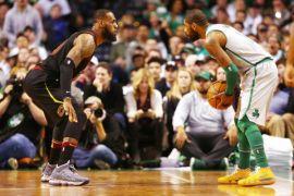 """Cavaliers """"baru"""" hempaskan Celtics 121-99"""