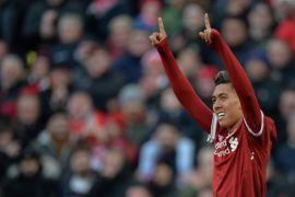 Gilas West Ham 4-1, Liverpool naik ke posisi dua menggeser United