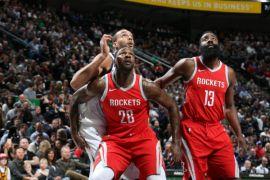 NBA hari ini, Rockets perpanjang rentetan kemenangan 13 laga