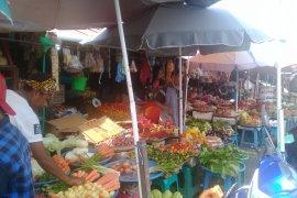 Harga sayuran lokal di Ambon masih normal