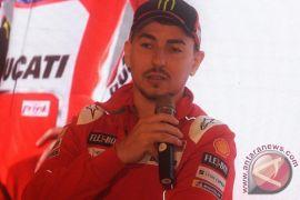 Lorenzo jadi rekan Marquez di Honda mulai musim depan