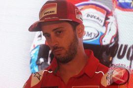 Klasemen MotoGP, Dovizioso geser Rossi dan Lorenzo