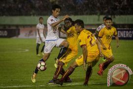 Bio Paulin perpanjang kontrak bersama Sriwijaya