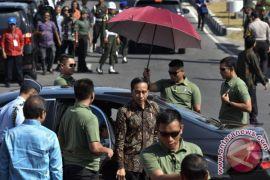 Presiden tiba di Jakarta akhiri kunker Sumbar