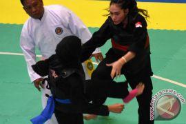 Indonesia bidik juara umum kejuaraan dunia silat junior