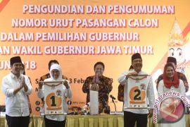 Dua pasangan Cagub Jatim sepakat kampanye damai