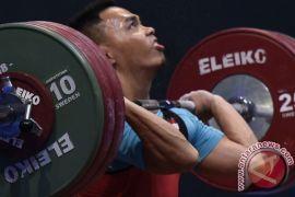 AWF coret kelas 62 kilogram di Asian Games 2018