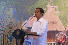 Presiden Jokowi kembali ingatkan kerukunan hadapi tahun politik