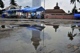 BMKG perkirakan sebagian Banten pada malam Tahun Baru hujan