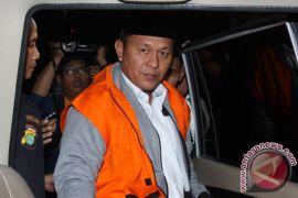 Bupati Lampung Selatan dan tiga orang lainnya tersangka