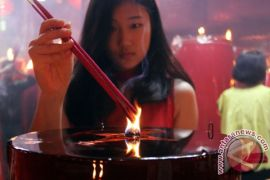 Pariwisata China raup Rp175 triliun hari pertama Imlek