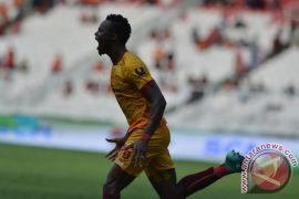 Sriwijaya FC juara tiga Piala Presiden