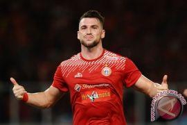Marko SImic pemain terbaik Piala Presiden