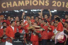 Kemarin Persija juara Piala Presiden, KPU tetapkan partai peserta Pemilu 2019