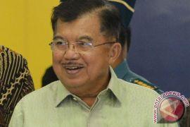 Jusuf Kalla dan para menteri akan lelang koleksi pribadi