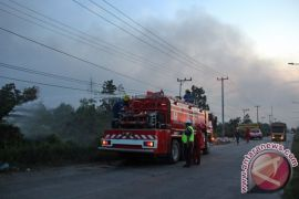 Awal 2018, kebakaran hutan dan lahan di Riau 680 hektare