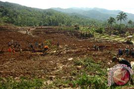 BNPB: longsor Brebes murni bencana alam