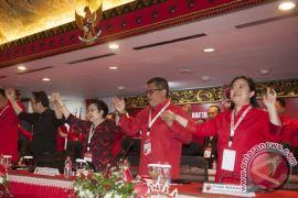 Penutupan Rakernas PDIP diawali rapat pleno untuk sahkan rekomendasi