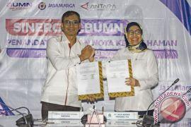LKBN Antara-Jasa Marga sepakat bekerja sama
