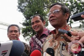 Mahfud MD tidak ingin menjadi presiden, tapi bukannya tidak mau