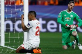 Hasil 16 besar Liga Champions, tiga klub Inggris tersingkir