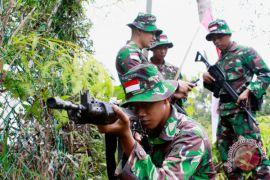 Panglima TNI tinjau kondisi perbatasan Entikong-Aruk