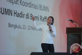Rini harapkan wartawan dukung perkembangan BUMN