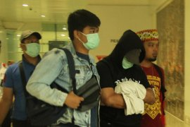 Kurir narkoba diciduk di Bandara Sepinggan beserta 1 kg sabu-sabu