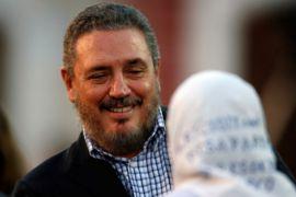 Putra Fidel Castro bunuh diri setelah berjuang lawan depresi