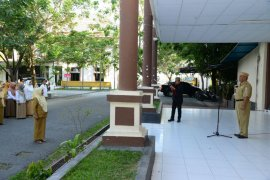 Gubernur Gorontalo Berharap PUPR Percepat Serapan Anggaran