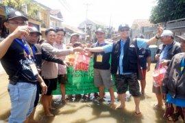 IKLB Jawa Barat Menggelar Bakti Sosial Peduli Banjir