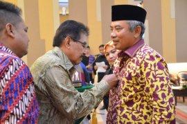 Walkot Bekasi raih gelar Astabrata Kepamongprajaan