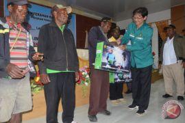 29 ribu LTSHE terpasang di kabupaten Lanny Jaya, Papua