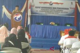 Perindo Banjarmasin seratus persen penuhi pencalegan 2019