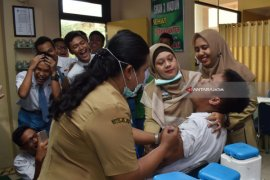 Dinkes Sidoarjo siapkan imunisasi untuk antisipasi penularan difteri