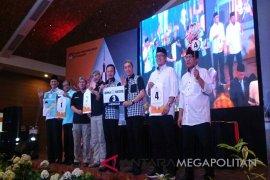Ini dia nomor urut paslon pilwalkot Bogor (Video)