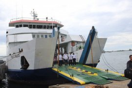 Pemda surati Kemenhub minta kapal penyeberangan Bengkulu-Enggano