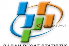 BPS : Tual Agustus inflasi 0,34 persen