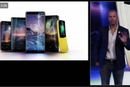 Nokia Bertekad Lima Besar Produsen Smartphone