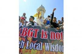 Masyarakat Aceh tolak legalisasi LGBT