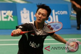 Indonesia juara Grup D Kejuaraan Bulu Tangkis Beregu Asia