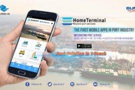 "Aplikasi ""Home Terminal"" Permudah Jasa Layanan Kepelabuhanan"