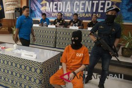 Warga Inggris ditangkap membawa psikotropika