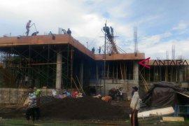 Rekanan Bantah Pembangunan Gedung Rektorat STAHN Mpu Kuturan Bermasalah