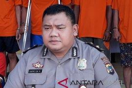Polres Bangka Tengah tangkap penambang timah ilegal