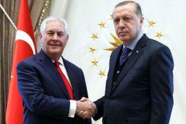 AS dan Turki sepakat perbaiki hubungan